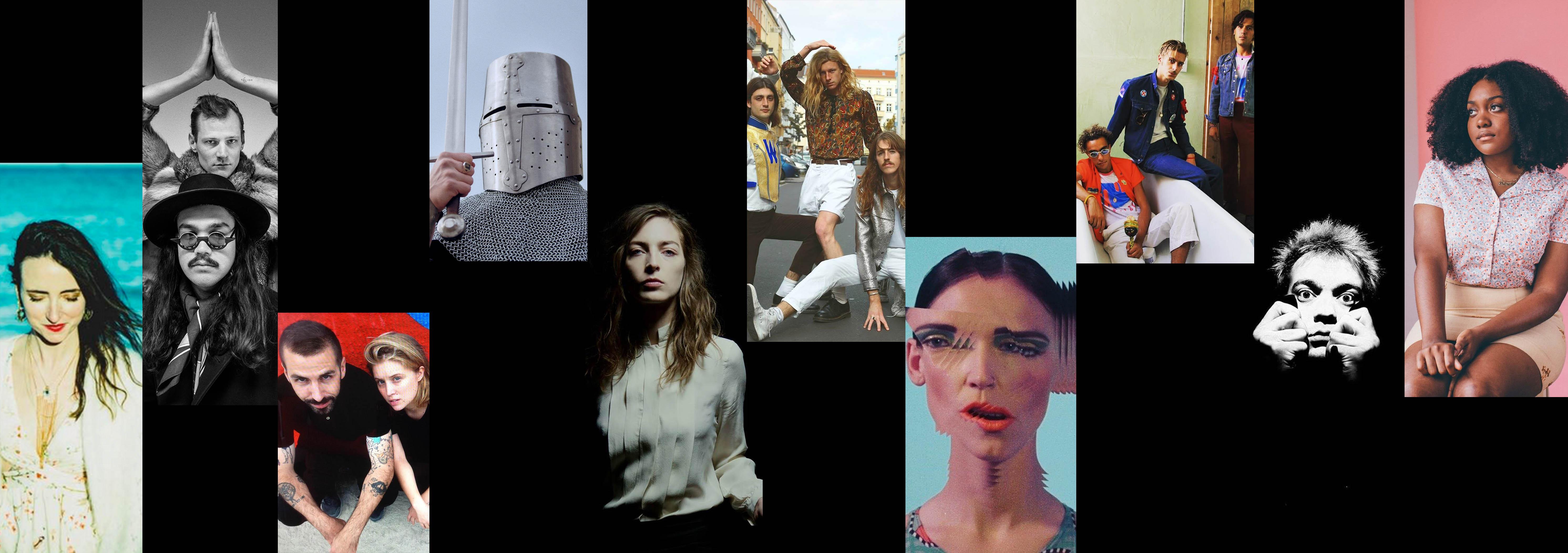 artistes à suivre en 2017
