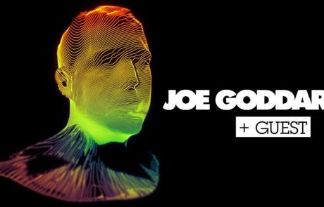 Super! présente : Joe Goddard (Hot Chip) @ Badaboum le 27 avril