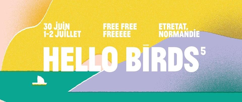 Hello Birds Festival 2017