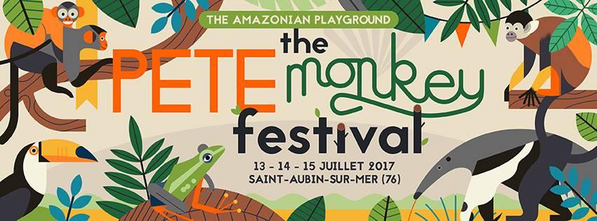 Pete The Monkey 2017