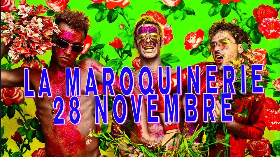 FAIRE à la Maroquinerie