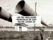 150 meilleurs morceaux de l'année 2017