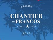 Chantier des francos 2018