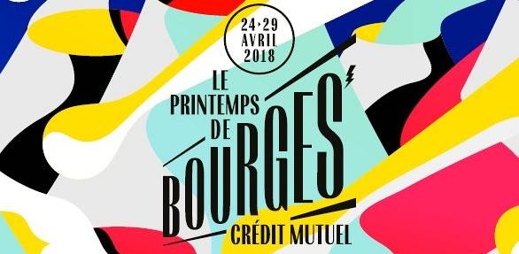 Printemps de Bourges 2018