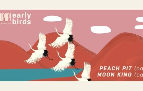 Le Pop Up lance un nouveau concept  : les Early Birds!