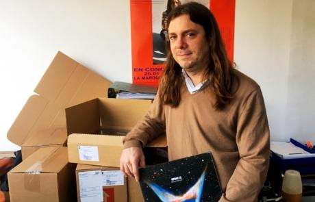 [ INTERVIEW] Arthur Peschaud, fondateur de Pan European « Le rôle de la musique,[…], c'est de nous extraire du réel »