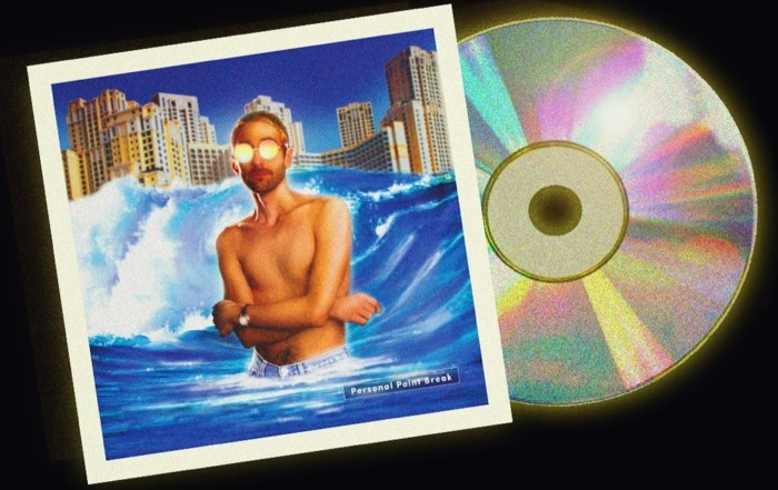 Personal Point Break, le nouvel EP du suprasensuel Basile Di Manski