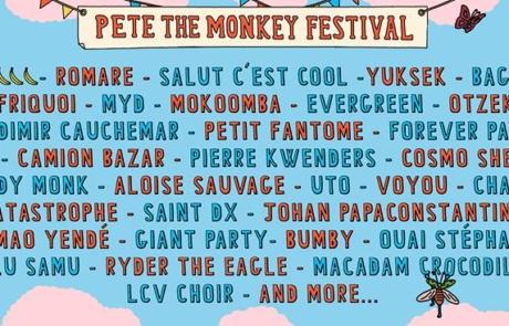 La jungle Pete The Monkey 2018 arrive! Notre sélection