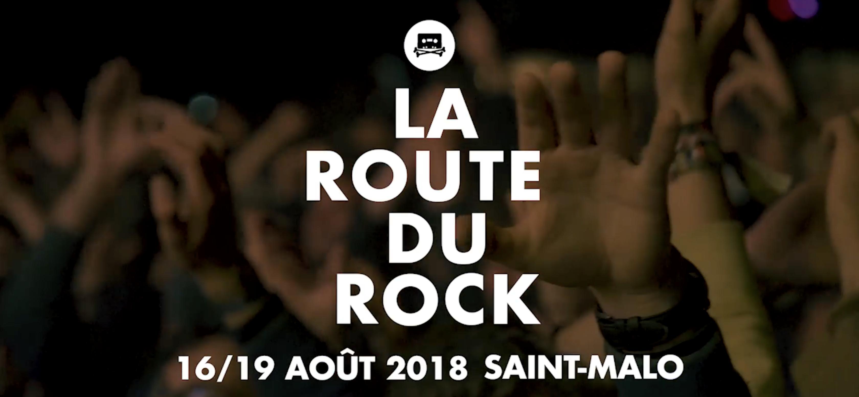 route du rock 2018