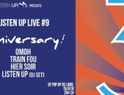 Listen Up Live #9
