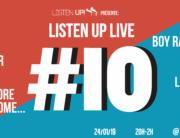 Listen Up Live #10