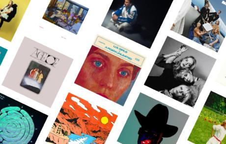 Le top albums 2018 de la rédaction!