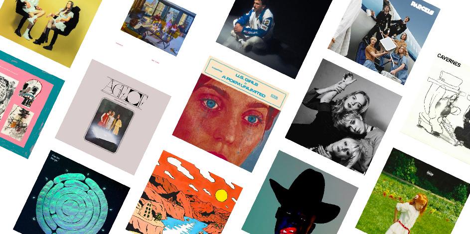 top albums 2018