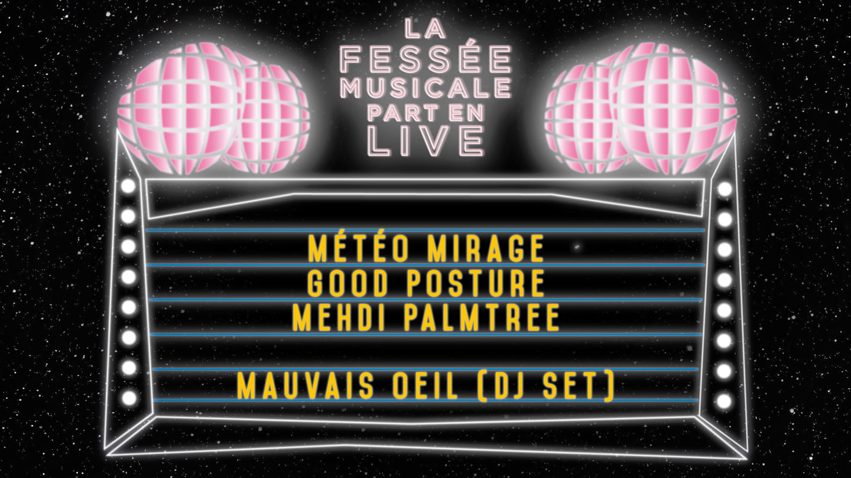 La Fessée Musicale Par en Live 5
