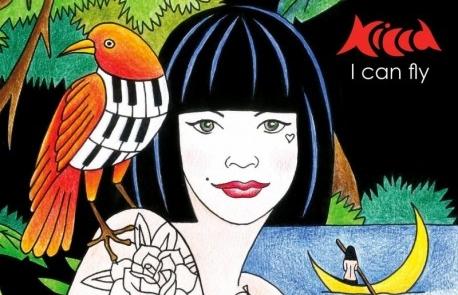 Le groove de Kicca revient avec «I Can Fly»