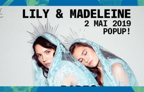 JEU CONCOURS: Les Canterbury Girls, Lily & Madeleine, ça se mérite!