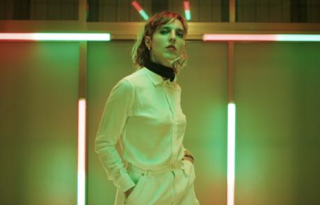 Michelle Blades ressuscite la pop psyché dans son album Visitor