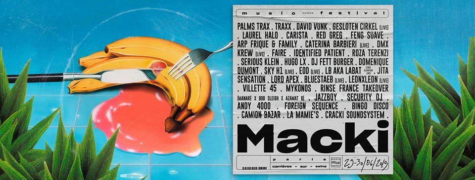 Macki Music Festival 2019