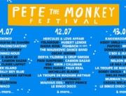 Pete The Monkey 2019