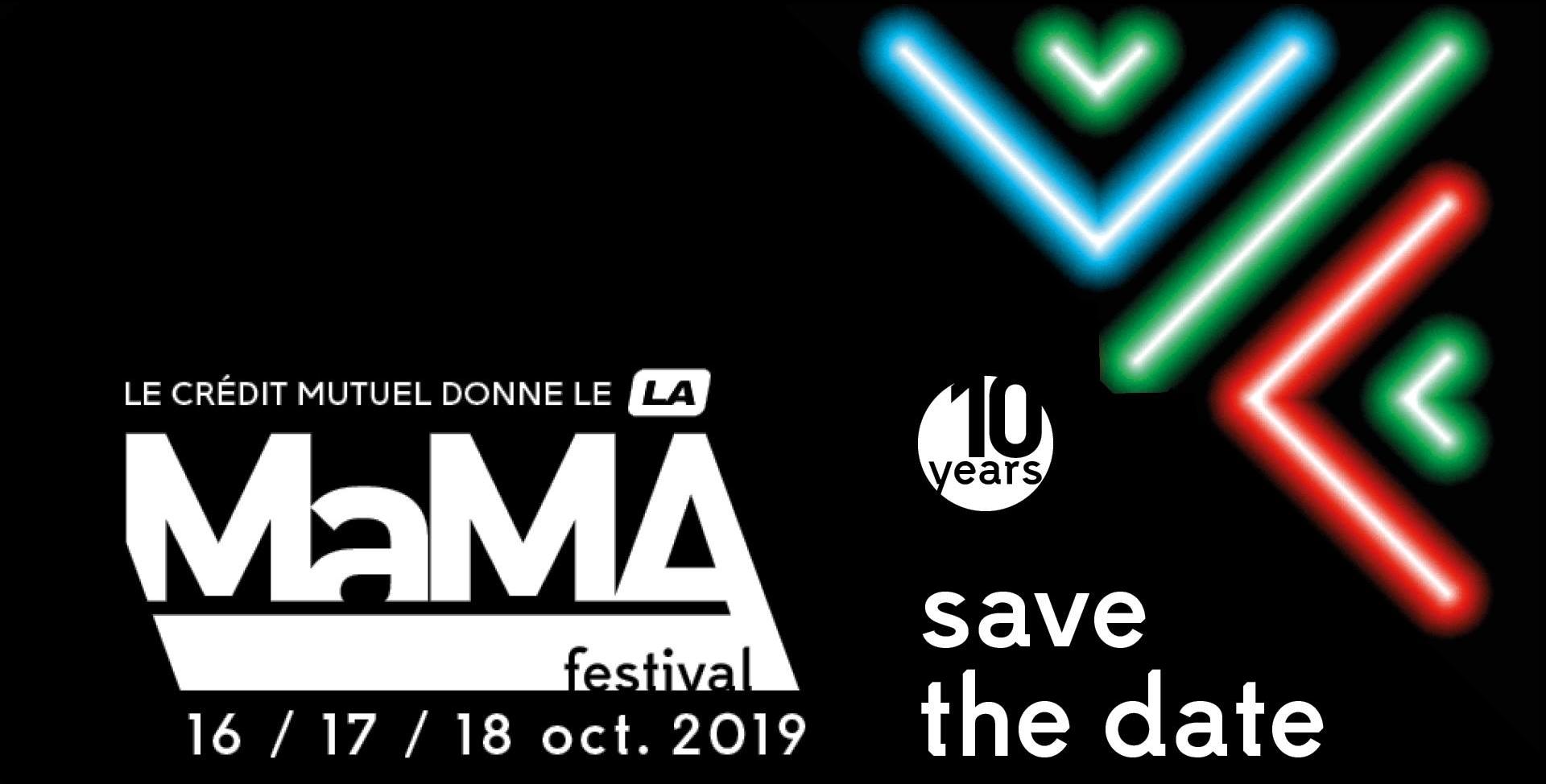 MaMA festival 2019
