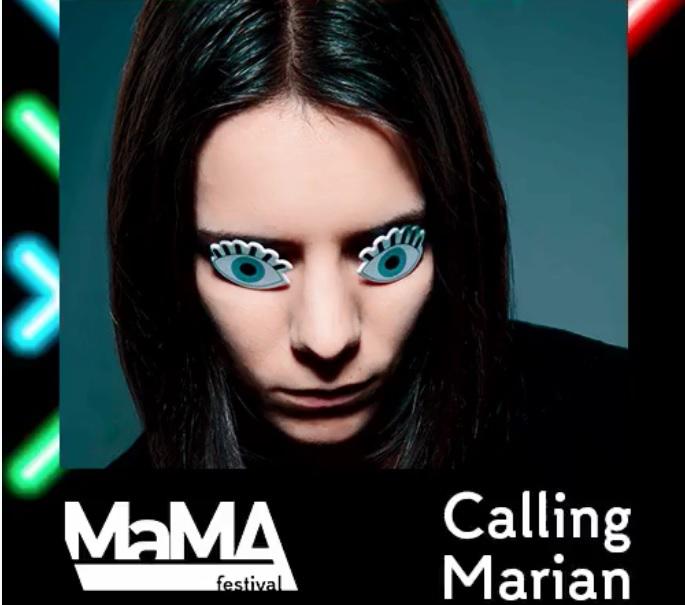 Dans les oreilles Calling Marian