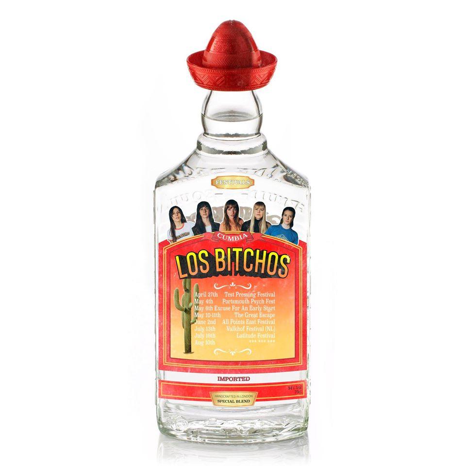 Los Bitchos Tequila