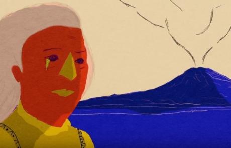 Alas Rotas, le premier clip de Lachinos: une animation poétique et haute en couleurs
