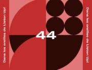 LISTENUP PLAYLIST #44