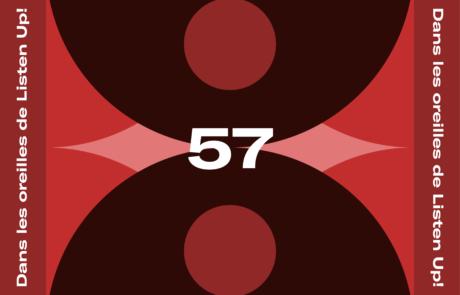 [PLAYLIST] Dans les oreilles de Listen Up #57