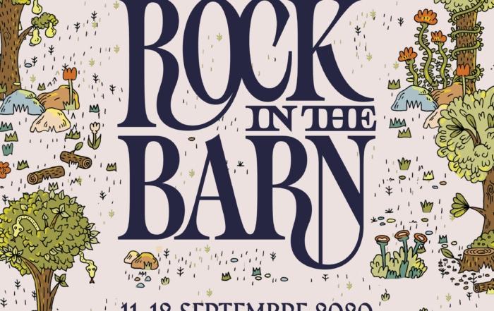 Rock in the Barn assure la récolte musicale de l'été !