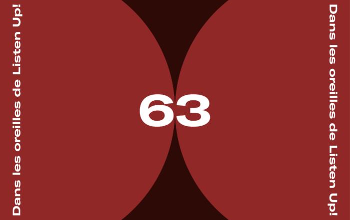 [PLAYLIST] Dans les oreilles de Listen Up #63