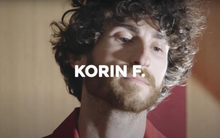 Listen Up Session : Korin F. – CD de voiture @ Motif Music