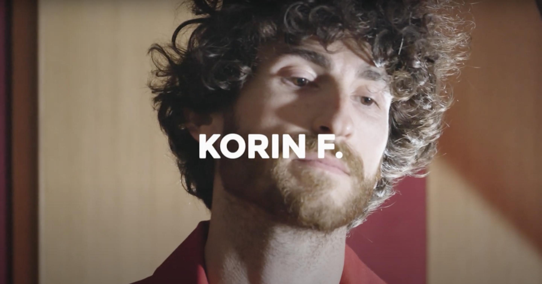 LISTEN UP SESSION - KORIN F. - CD DE VOITURE