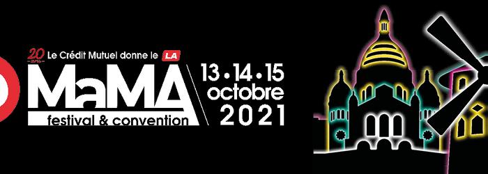 Ca y est, la programmation du MaMA Festival 2021 est au complet!