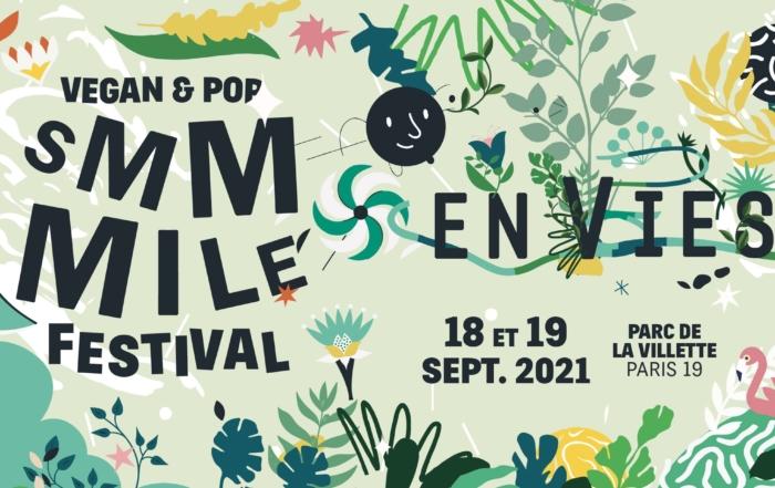 Le Smmmile Festival est de retour, plus pop (et vegan) que jamais